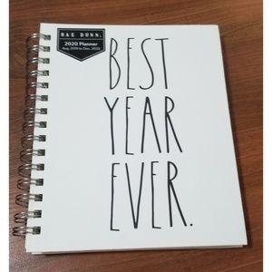 Rae Dunn 2020 Planner BEST YEAR EVER